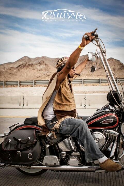 ted alva ~cruise it magazine | bikers □ personal peeps