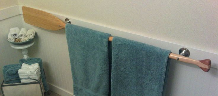 making an oar coat rack - Google Search                                                                                                                                                      More