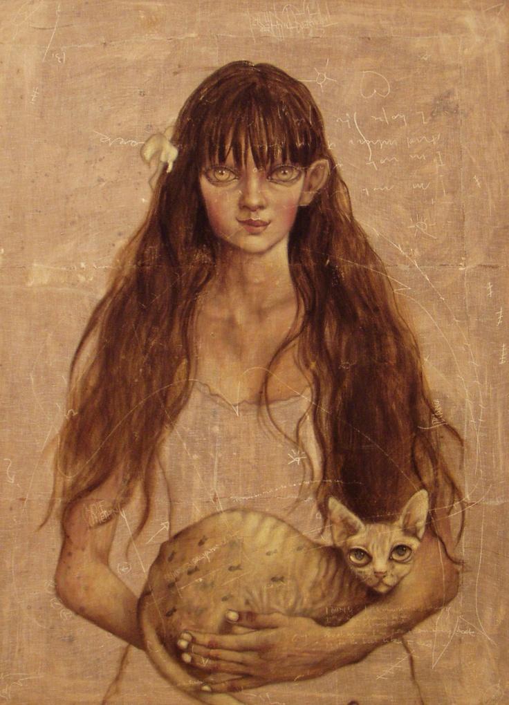 Prossima mostra nella mia galleria d'arte: Carla Bedini dal 6 ottobre. Scoprite di più su www.galleriaebonis.com @globartmag @M4GN1K