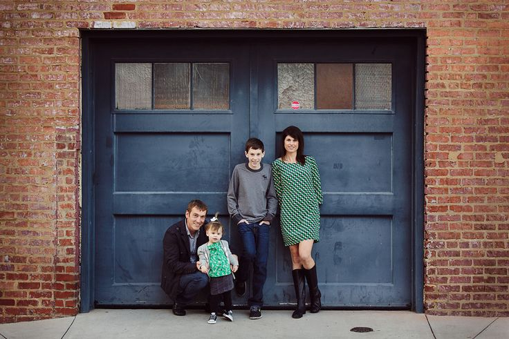 Family: pose