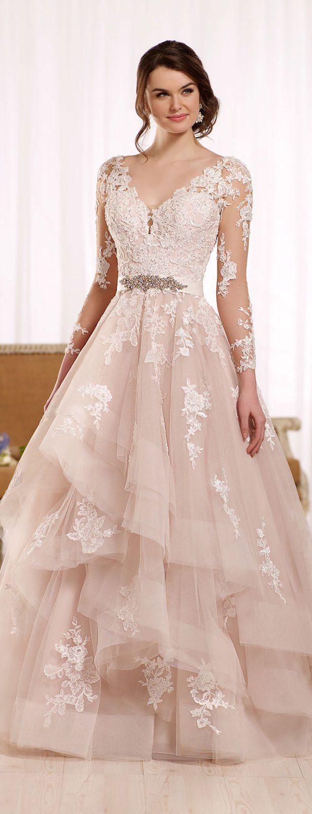 84 best Wedding dresses images on Pinterest | Gown wedding, Wedding ...