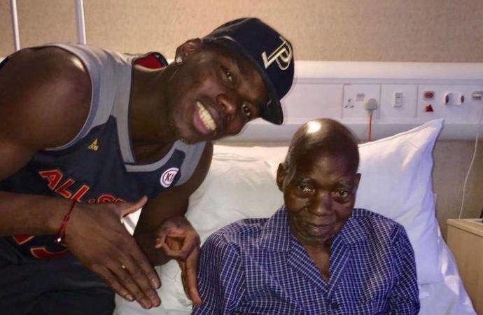 Paul Pogba's father Fassou passes away aged 79  http://abdulkuku.blogspot.co.uk/2017/05/paul-pogbas-father-fassou-passes-away.html