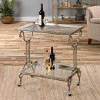 Uttermost Acasia Serving Cart - Serving Carts at Hayneedle
