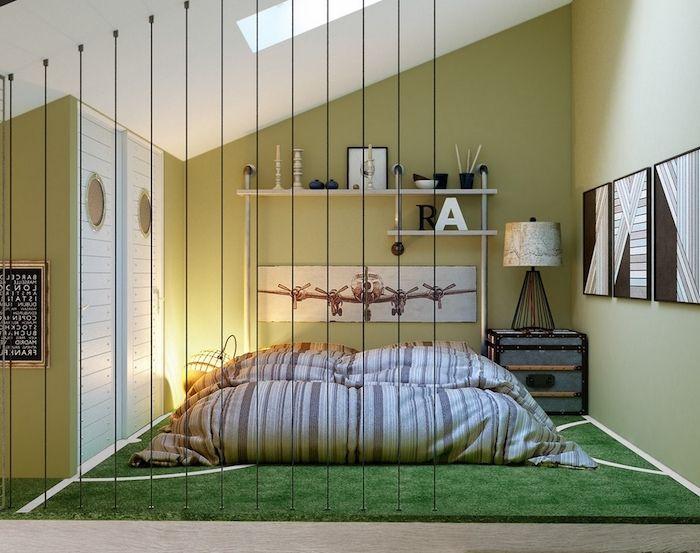 Die Besten 25+ Bett Im Japanischen Stil Ideen Auf Pinterest   Badezimmer  Japanischer Stil