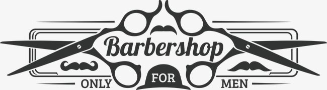 Male Barber Shop Logo Decoration Vector Male Png Transparent Clipart Image And Psd File For Free Download Shop Logo Barber Shop New Men Hairstyles