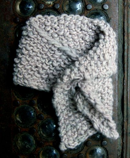Just In Time Neck Cozy - the purl bee