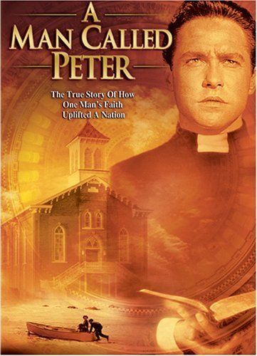 A Man Called Peter is a 1955 American drama film directed by Henry Koster and starring Richard Todd. The film is based on the life of preacher Peter Marshall, who served as Chaplain of the United States Senate before his early death. It is adapted from the 1951 biography written by his widow Catherine Marshall. The film was a box-office hit in 1955, and it was nominated for an Academy Award for its cinematography. This was the final feature film of the actress Jean Peters.