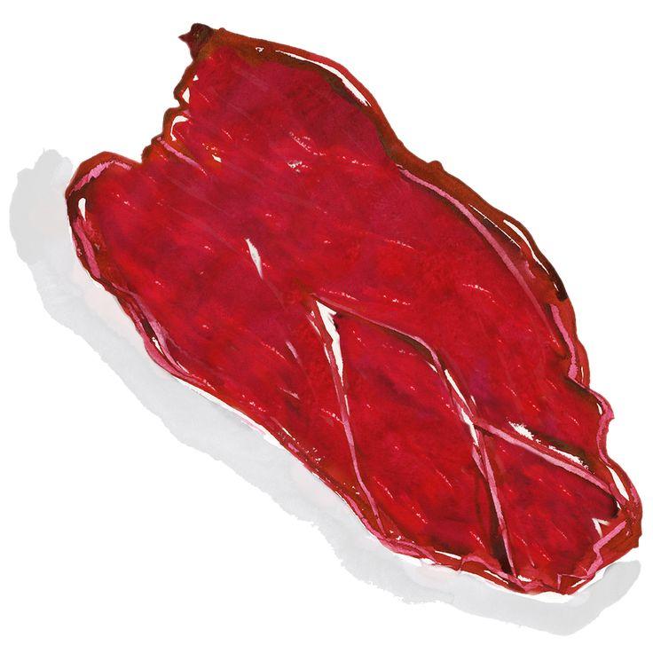 Le mouvant est un morceau idéal à griller ou à poêler. Un bifteck parfait, maigre, aux fibres courtes, juteux et savoureux.  À déguster plutôt saignant pour profiter pleinement de son goût frais et délicat.