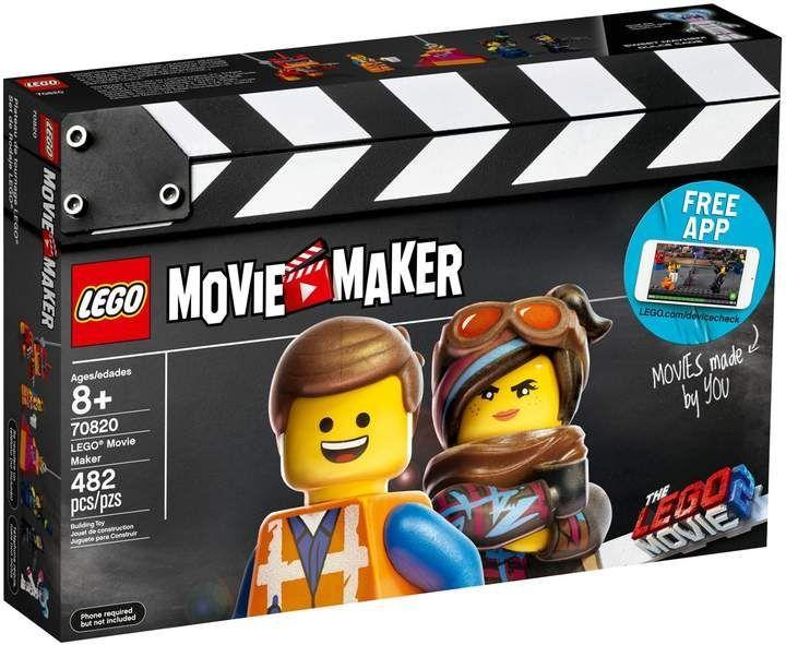 Lego Movie 2 Lego Movie Maker 70820 Lego Movie Lego Movie Birthday Lego