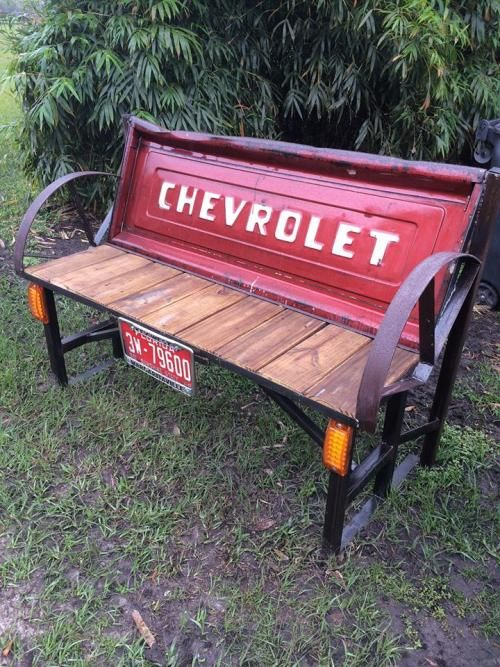50 Flea Market Style Benches | Flea Market Gardening http://www.scoop.it/t/mattress-for-side-sleepers/