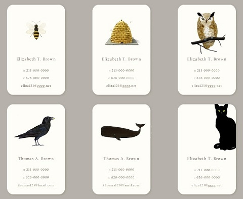 Business Cards-Simple