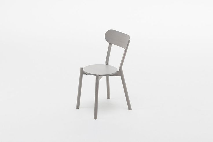 Castor Chair by Big-Game for Karimoku New Standard. Available from Stylecraft.com.au