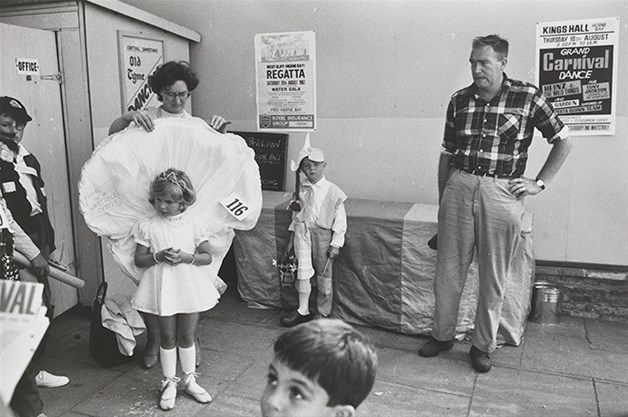 Herne Bay Carnival, 1967 by Tony Ray-Jones.