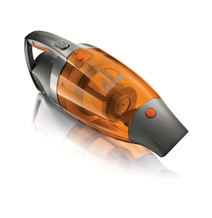 Philips MiniVac Handheld Vacuum Cleaner FC6093