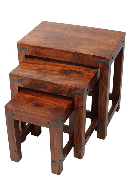 Furniture : Set of 3 Tables