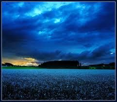 Blue stormy pic