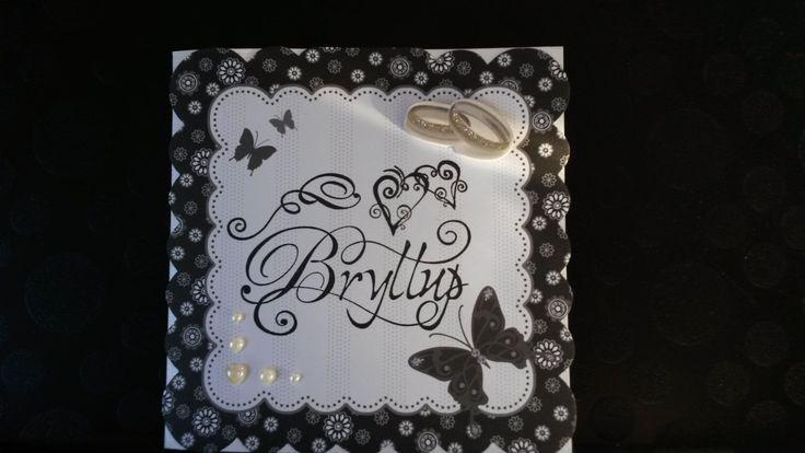 Bryllupskort 2014