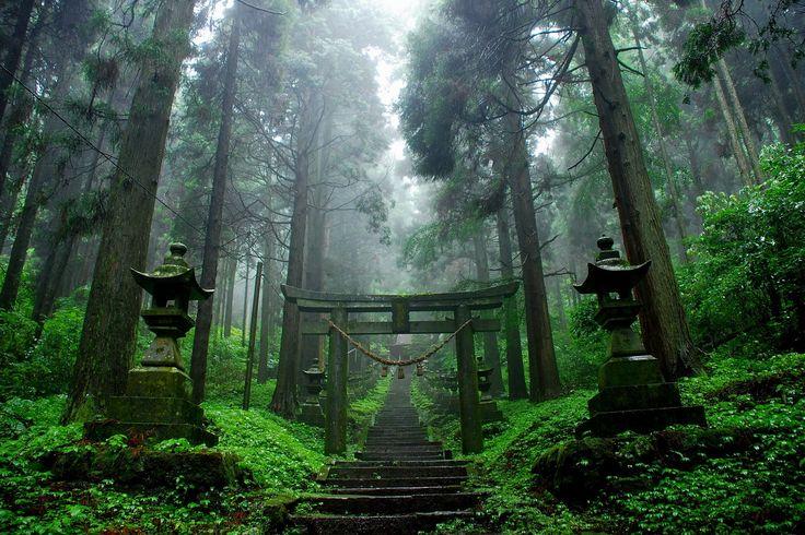 熊本県【上色見熊野座神社】