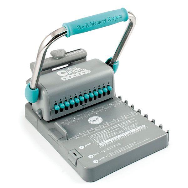 We R Memory Keepers - The Cinch Bindery Tool - Version 2 at Scrapbook.com