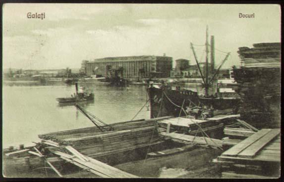 GALATI - Docuri - 1926