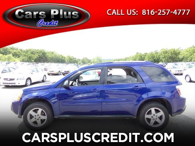 Used 2005 Chevrolet Equinox LT for Sale in Independence MO 64050 Cars Plus Credit