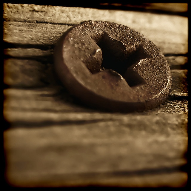 Another view of the same old screw... by blogrodent, via FlickrPhotos, Flickr, Screw, View, Blogrod