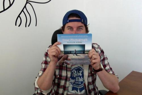 Taylor Jones, the creator of Dear Photograph, is smiling because his first book has officially hit the shelves and one by one his dreams are coming true! http://www.dearphotograph.com