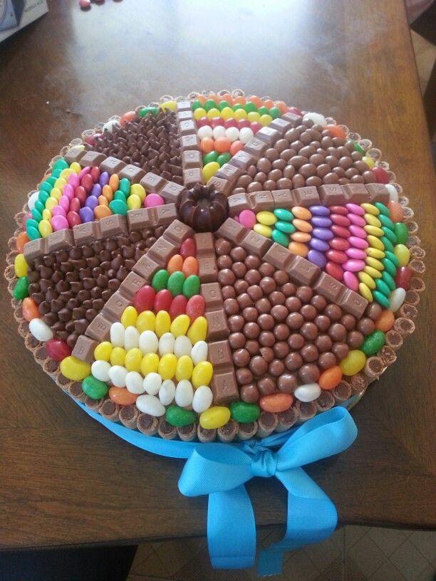 Torta de pirulin y binbin