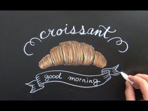 インテリア、店内ポップにもなる「キットパスでチョークアート」(chalkart:chalkboard)