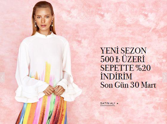 👚 👗 Aker Yeni Sezon Kadın Giyim Modellerinde Sepette %20 indirim Fırsatı ➡  https://www.nerdeindirim.com/yeni-sezon-kadin-giyim-modellerinde-sepette-20-indirim-firsati-urun6998.html   #nerdeindirim #aker #kadın #bayan #giyim #alışveriş #giyimalışveriş #moda #fashion #butik #elbise #gömlek #etek #gömlek #pantolon