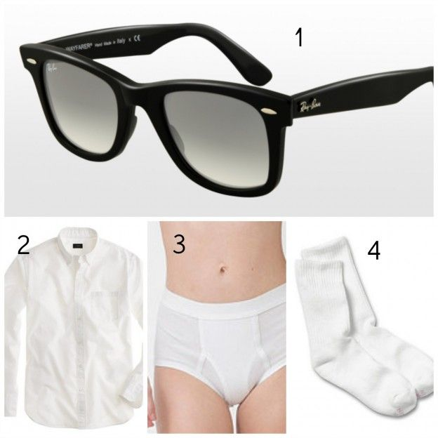 1000+ Ideas About Risky Business Costume On Pinterest