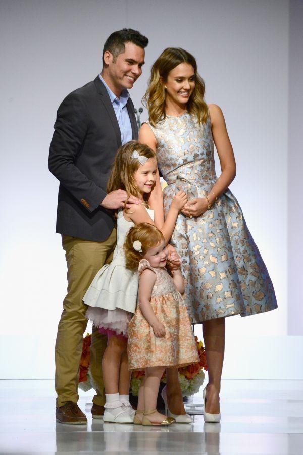 JA, CW & Family - 05/18/2015