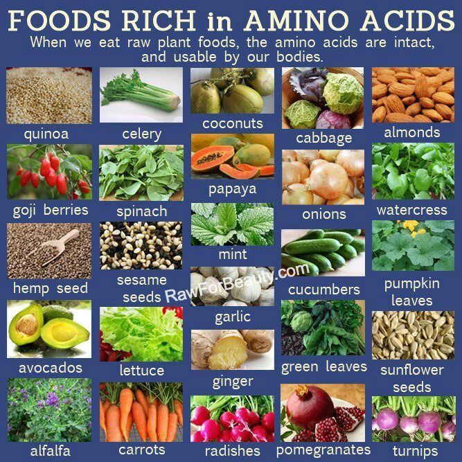How To Get Essential Amino Acids From Food