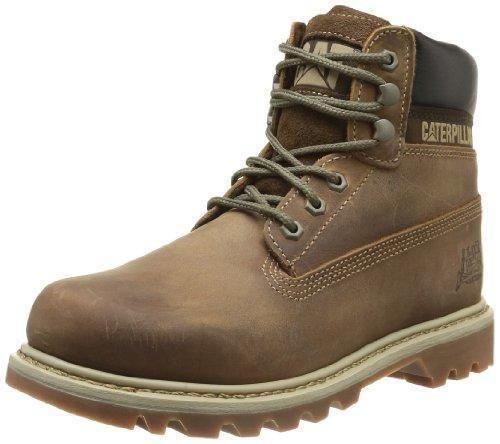 Oferta: 95.19€. Comprar Ofertas de Cat Footwear Colorado - Botines con cordones, Hombre, Beige (Dark Beige Lite Horn), 44 barato. ¡Mira las ofertas!
