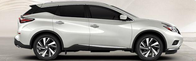 "2015 Nissan Murano | U.S. News Names 2015 Nissan Murano ""Best 2-Row SUV for Families"""