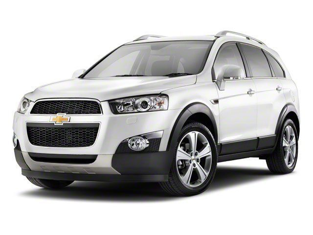 Used 2013 Chevrolet Captiva Sport Fleet Lt Sport Utility For Sale