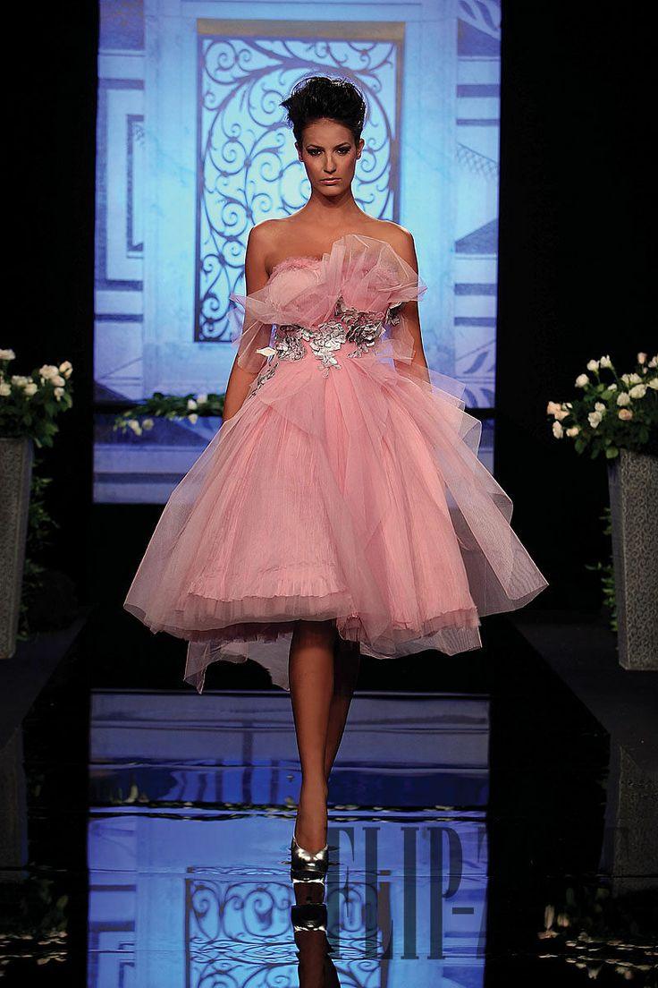 Best 75+ Randa Salamoun images on Pinterest | Alta costura, Vestidos ...
