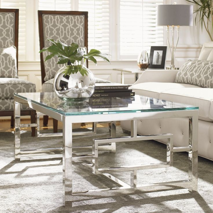 Silver Coffee Table New Zealand: Best 25+ Glass Top Coffee Table Ideas On Pinterest