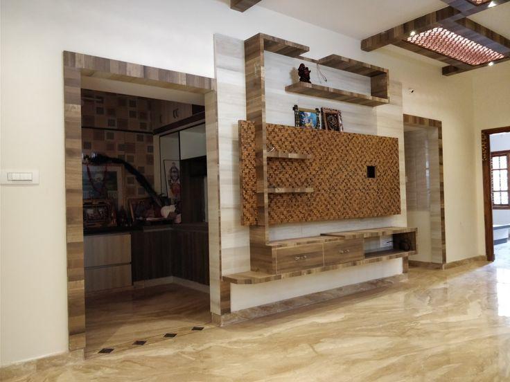 Tv Unit Design, Tv Cabinets, Tv Units, Tv Walls, Led Panel, Wall Ideas, Living  Room Decor, Bedroom Furniture, Interior Ideas
