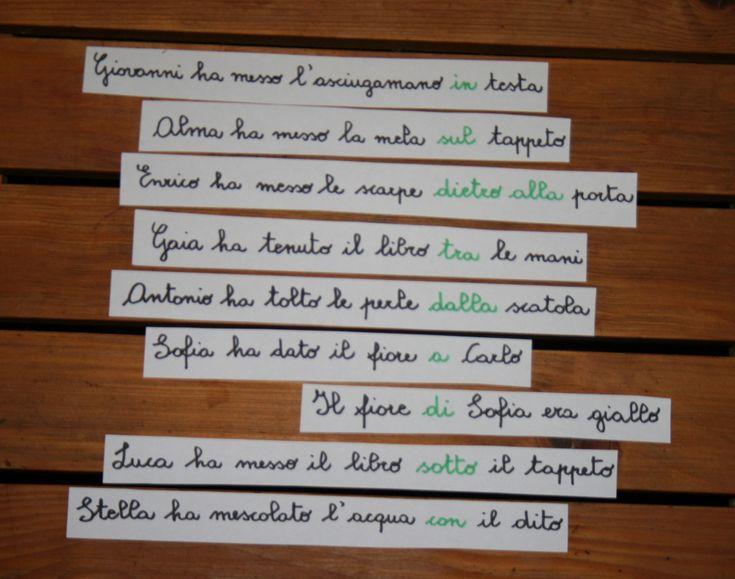 preposizioni Montessori 27