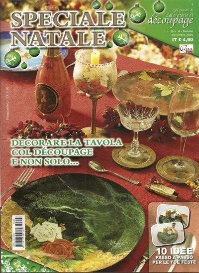 Christmas projects 1 Italian language