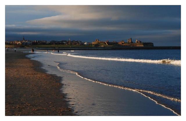 South Shields beach, right on my doorstep.
