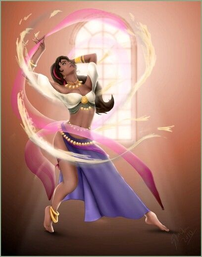 Disney Female Characters Get Heroically Sexy Makeover