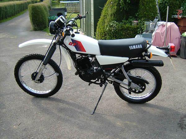 Yamaha DT 175 MX