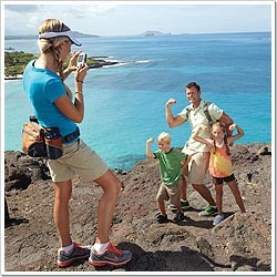 Oahu isn't called the Gathering Place for nothing, millions of people visit the island, home to Diamond Head, Honolulu, Pearl Harbor and Waikiki Beach each year