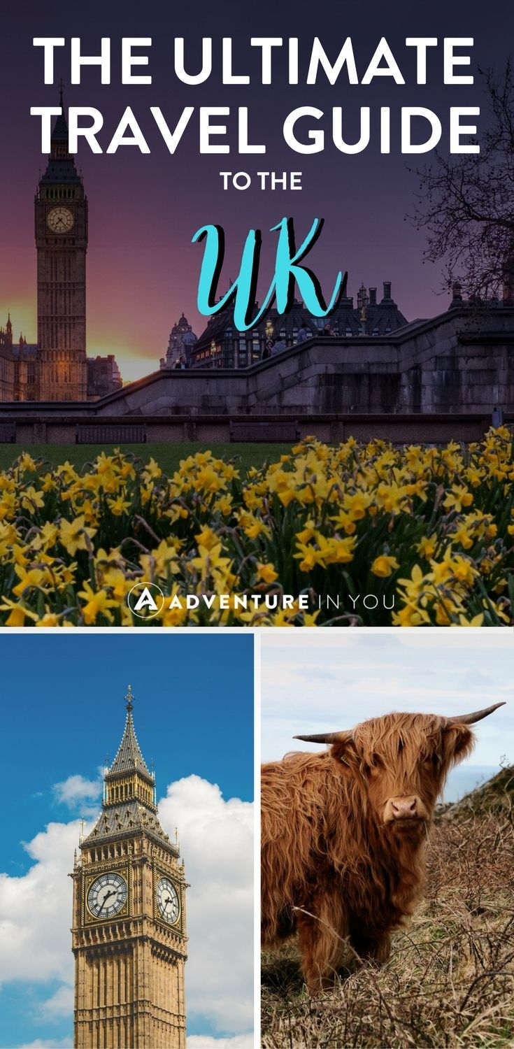 Uk Travel | Planning a trip to the UK? Check out our travel guide featuring the top activities, what to eat, and all the best things to do in the UK. #uk #europe