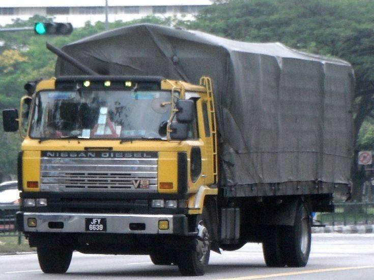 Nissan Diesel Truck >> Nissan Diesel 340 Nissan Diesel Nissan Diesel Nissan Trucks