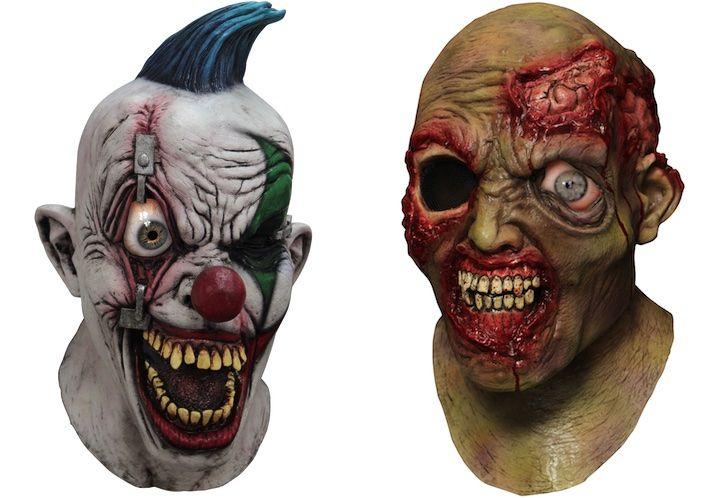 [TEST Halloween] Funidelia, le paradis des masques digitaux horrifiques et suréalistes