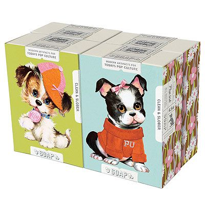 Your daily packaging smile. Aww.: French Paper, Popink Soaps, Soap Packaging, Boxed Soaps, 2Rbts Packaging, Soaps 10 00, Creative Packaging