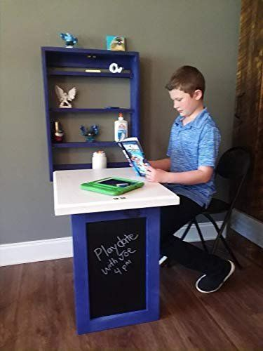 Amazon Com Murphy Children S Desk With Chalkboard Two